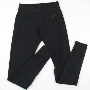 Nike Burnout Stirrup Leggings Black Size M Womens